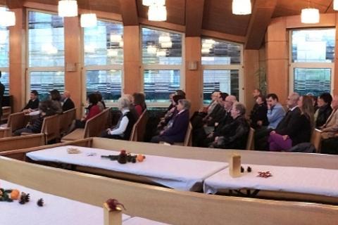 Oldenburg Weihnachtsfeier.Aktuelles Neuapostolische Kirche Gemeinde Oldenburg Eversten
